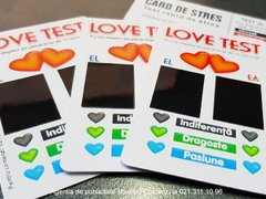 Card Love Test